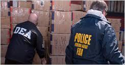 Diversion Investigator in warehouse