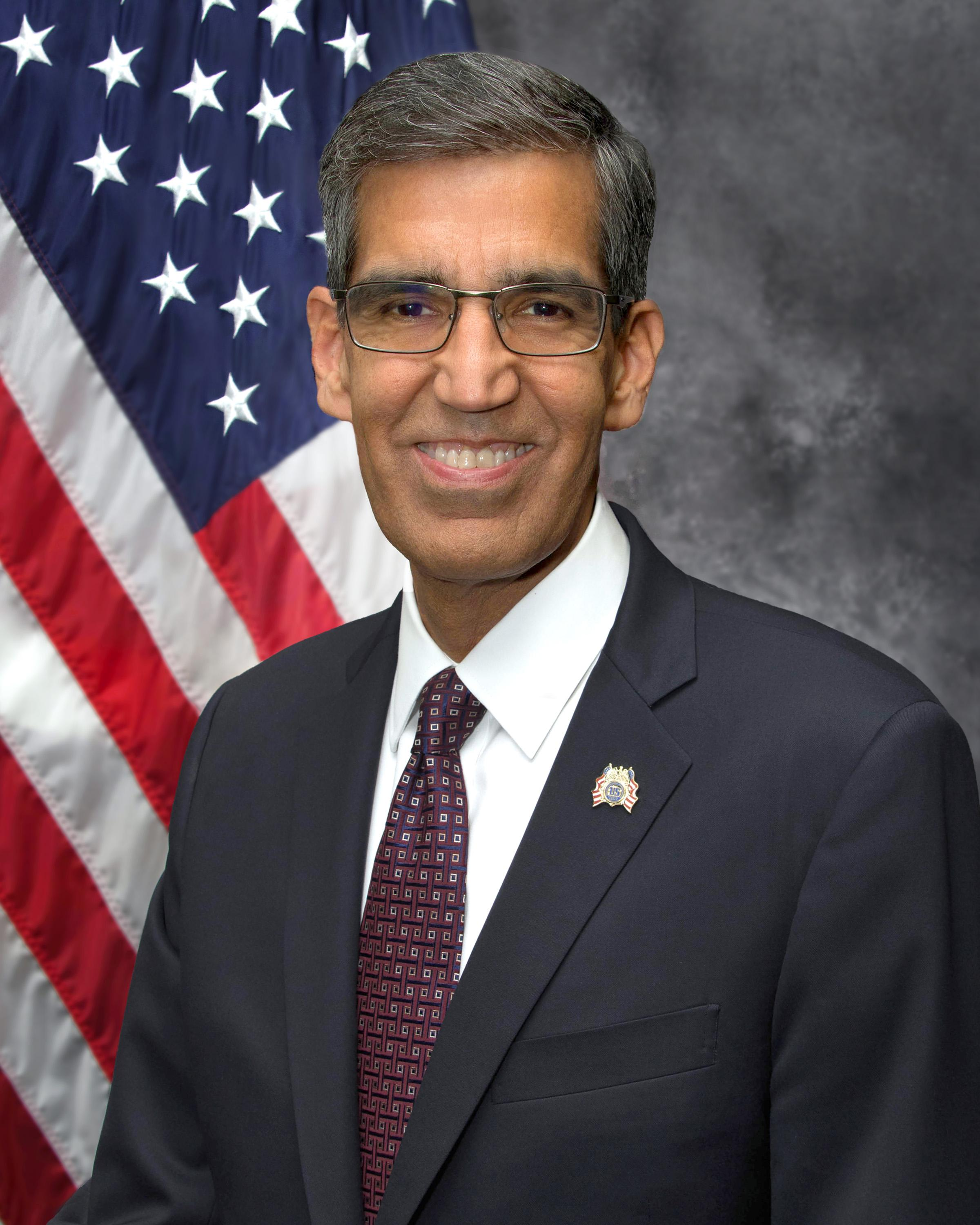 Uttam Dhillon, Acting Administrator, Drug Enforcement Administration