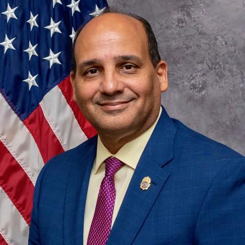 Apolonio Collazo, Jr., Special Agent in Charge